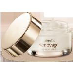 Ночной крем «Мощное восстановление» (арт. 0752): Стимулирует естественные процессы восстановления кожи, устраняя визуальные следы дневного «стресса»; Интенсивно питает кожу в течение ночи, заполняет морщины и разглаживает их; Делает черты лица становятся более четкими и выразительными; Мгновенно впитывается, не утяжеляя кожу. Крем для век «Интенсивное возрождение» (арт. 0753): Активно устраняет все видимые признаки возраста: глубокие и поверхностные морщины, «гусиные лапки», дряблость и тусклый цвет кожи; Кожа в области глаз выглядит более подтянутой, сияющей, ровной, молодой.